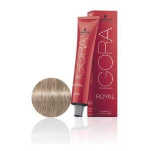 IGORA ROYAL 9-1 BLOND TRES CLAIR CENDRE