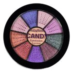 RB PALETTE FARD A PAUPIERE RONDE CANDY HB9986 2